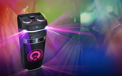 Mini One Body Hi-Fi LG OK75! Ώρα για πάρτι…