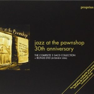 Jazz at the Pawnshop BOX