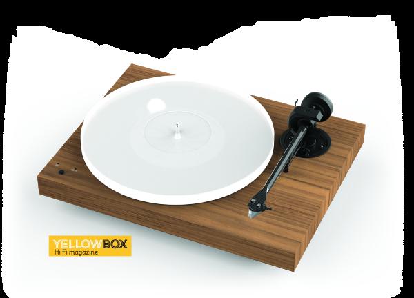 Pro-ject Audio X1/Ortofon Pick it S2 mm ! Platter / Tonearm / Cartridge. (English version)