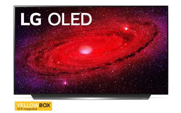 LG OLED 48 CX. H πιο οικονομική OLED TV από την LG.