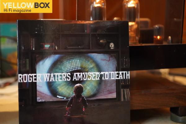 AMUSED TO DEATH – ROGER WATERS. Παρουσίαση του επιτυχημένου άλμπουμ.