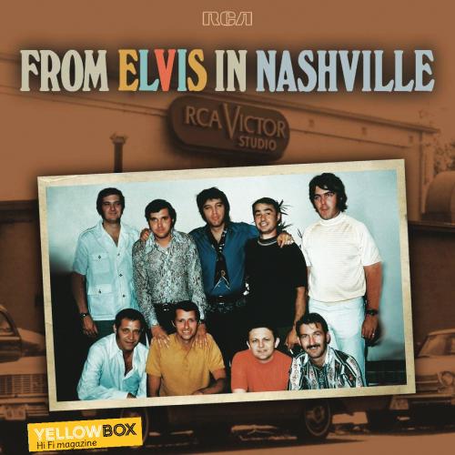 Elvis Presley. From Elvis In Nasville (Sony Music)