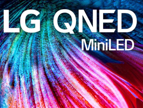 CES 2021. LG QNED Mini LED TV 4K & 8K με NanoCell και Quantum Dot.