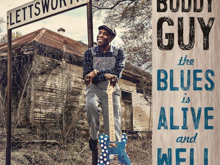 Διαγωνισμός YELLOWBOX: Δηλώστε συμμετοχή και μπείτε στην κλήρωση για το βινύλιο Buddy Guy: The Blues Is Alive and Well!!