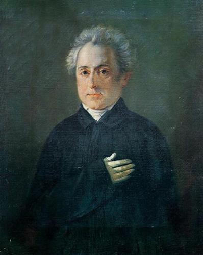 Σαν σήμερα…9 Φεβρουαρίου 1857, απεβίωσε ο εθνικός μας ποιητής Διονύσιος Σολωμός.