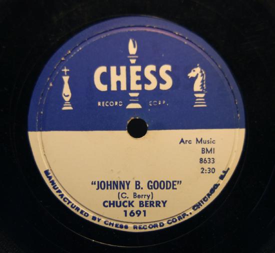 """Σαν σήμερα… 31 Μαρτίου 1958, ο Τσάκ Μπέρι κυκλοφορεί τη μεγάλη επιτυχία του """"Johnny B.Goode"""""""
