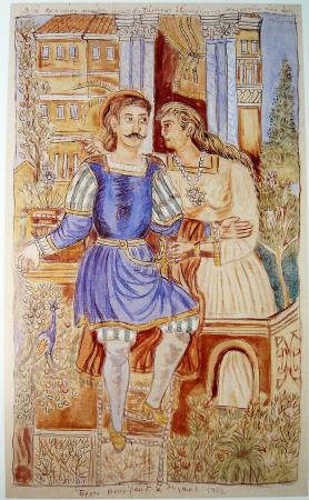 Σαν σήμερα… 29 Μαρτίου 1553, γεννήθηκε ο Κρητικός ποιητής, Βιτσέντζος Κορνάρος.