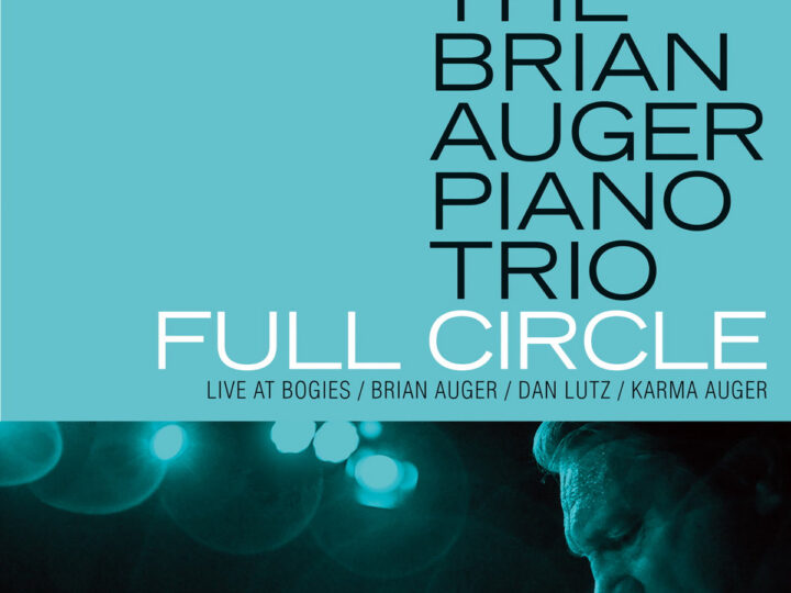 ΝΕΟΣ ΔΙΑΓΩΝΙΣΜΟΣ YELLOWBOX: Βινύλιο Brian Auger: Full Circle, Live at Bogie's (Freestyle Records)!!