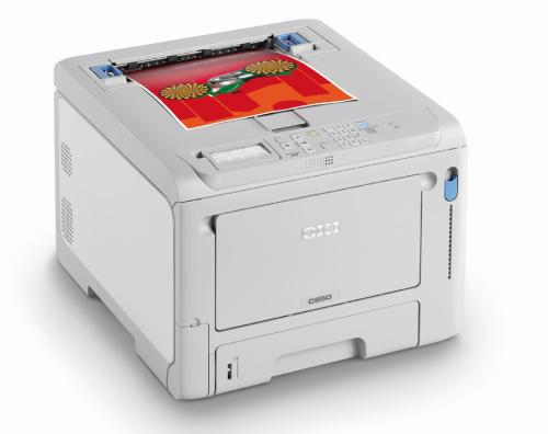 Η ΟΚΙ Europe, λανσάρει τον ΟΚΙ C650. Ο πιο μικρός έγχρωμος εκτυπωτής Α4 υψηλής απόδοσης.