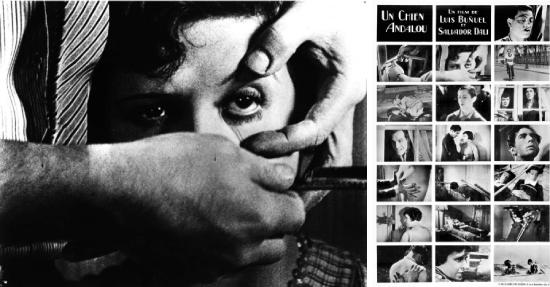 """Σαν σήμερα… 1η Απριλίου 1929, κάνει πρεμιέρα η ταινία μικρού μήκους του Λουίς Μπουνιουέλ, """"Ένας ανδαλουσιανός σκύλος"""" σε σενάριο του Σαλβαντόρ Νταλί"""