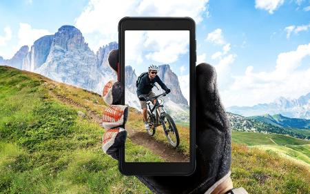 Galaxy XCover 5. Το νέο ανθεκτικό και προηγμένο smartphone, κατασκευασμένο για απαιτητικές συνθήκες χρήσης.