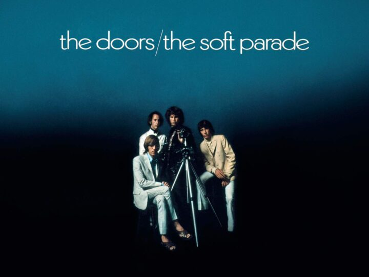ΝΕΟΣ ΔΙΑΓΩΝΙΣΜΟΣ YELLOWBOX: Βινύλιο 'The Doors: The Soft Parade' (LP, Elektra)!!