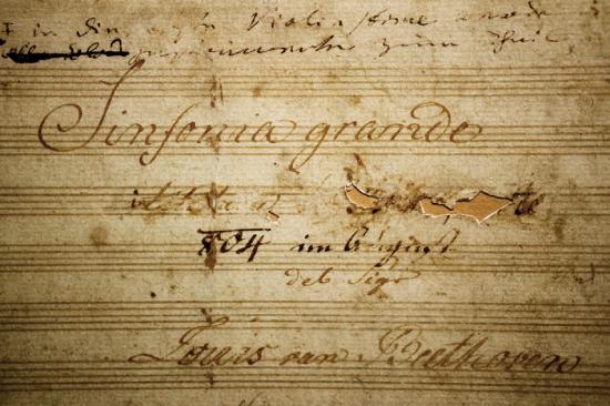 """Σαν σήμερα… 7 Απριλίου 1805, ήταν η πρεμιέρα της 3ης Συμφωνίας του Μπετόβεν, της επονομαζόμενης και """"Ηρωικής"""" στη Βιέννη."""