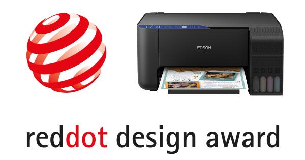 Οι εκτυπωτές Epson EcoTank διακρίνονται στα Red Dot Awards 2021, κερδίζοντας βραβείο Best of the Best στο Σχεδιασμό Προϊόντος.