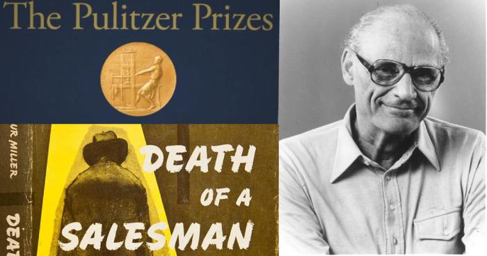 """Σαν σήμερα… 2 Μαϊου 1949, ο Άρθουρ Μίλερ τιμάται με το βραβείο Πούλιτζερ για το θεατρικό έργο του """"Ο Θάνατος του Εμποράκου""""."""