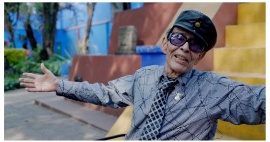 Τίνο Κοντρέρας : H Τελευταία συναυλία του 97χρονου Μεξικανού, Τζαζ Ντράμερ.