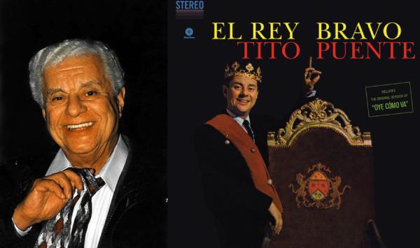 Σαν σήμερα… 20 Απριλίου 1923, γεννήθηκε ο πορτορικάνος μουσικός της λάτιν-τζαζ, Τίτο Πουέντε.