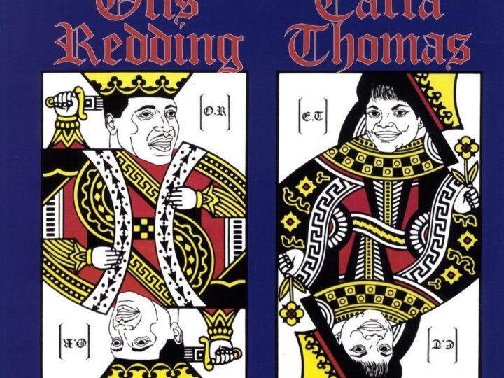 ΝΕΟΣ ONLINE ΔΙΑΓΩΝΙΣΜΟΣ: Otis Redding & Carla Thomas – King & Queen (LP, Rhino)