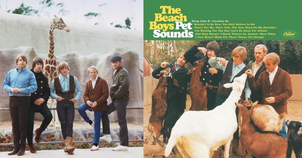 """Σαν σήμερα …16 Μαΐου 1966, οι The Beach Boys κυκλοφορούν στις ΗΠΑ το αριστουργηματικό άλμπουμ τους """"Pet Sounds"""""""