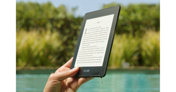 Amazon Waterproof Kindle. Αποκτήστε το τώρα με 3 μήνες απεριόριστα βιβλία από την Amazon!