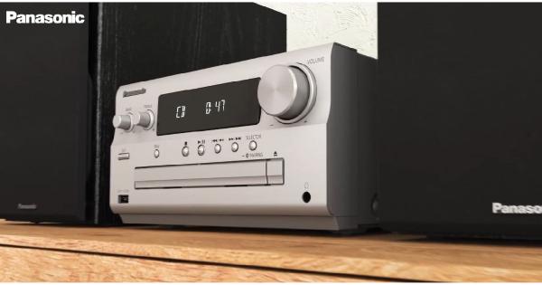 Panasonic SC-PMX802. Υψηλής ποιότητας ηχοσύστημα.