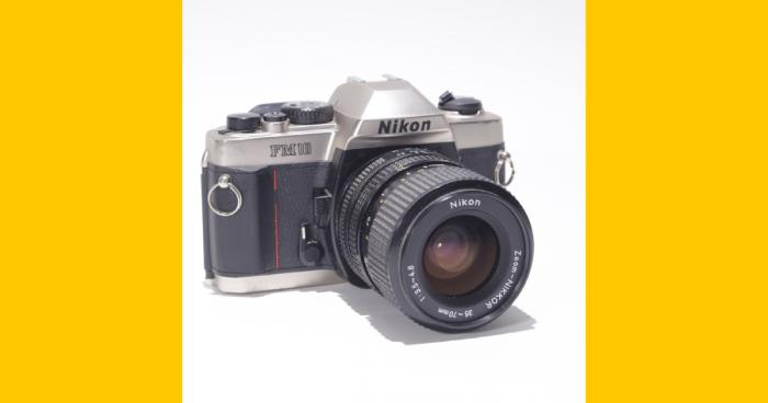 Nikon Zfc ; έρχεται η νέα ρετρό mirrorless κάμερα!