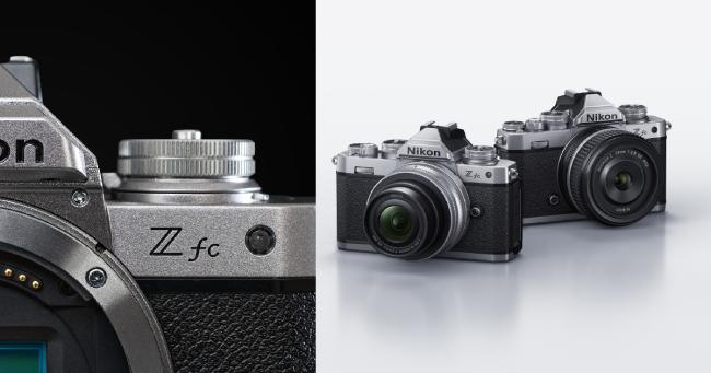 Η NIKON ανακοινώνει την κυκλοφορία της Mirrorless φωτογραφικής μηχανής NIKON Z fc.