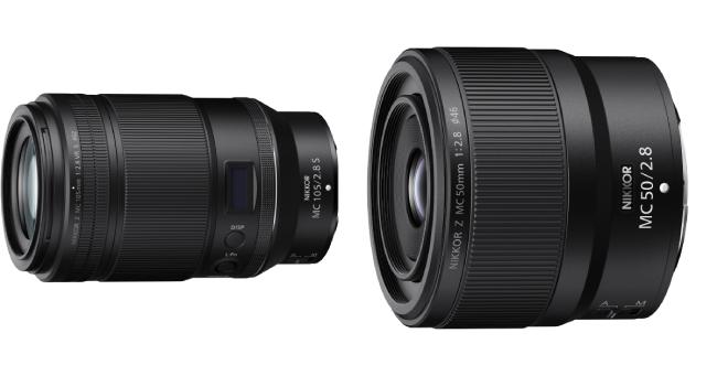 Η Nikon παρουσίασε τους πρώτους φακούς macro της σειράς Z.