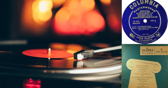 Σαν σήμερα…21 Ιουνίου 1948, η Columbia λανσάρει τον πρώτο δίσκο 33 στροφών από βινύλιο.