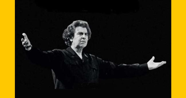 96 χρόνια από τη γέννηση του Μίκη Θεοδωράκη. Μια ζωή ιστορία από μόνη της!