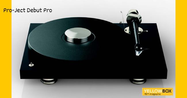 H Pro-Ject Audio γιορτάζει τα 30 χρόνια της, με την κυκλοφορία του πικάπ Debut Pro!