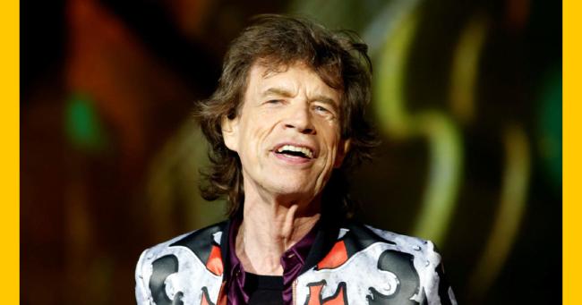 Σαν σήμερα…26 Ιουλίου 1943, γεννήθηκε ο Μικ Τζάγκερ, άγγλος μουσικός, μέλος των Rolling Stones.