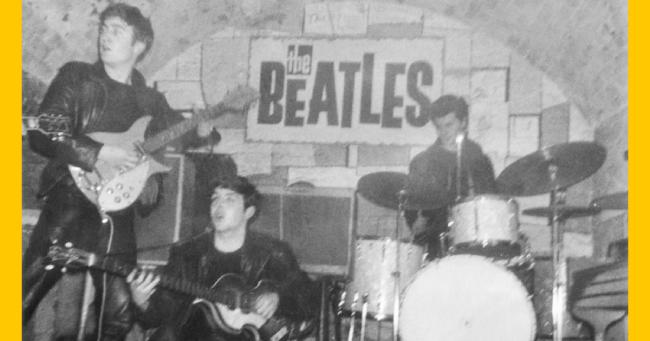 Σαν σήμερα… 2 Αυγούστου 1961, οι Beatles δίνουν την πρώτη τους συναυλία ως συγκρότημα στο Cavern Club του Λίβερπουλ.