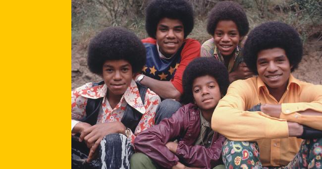 """Σαν σήμερα… 16 Αυγούστου 1968,οι """"Jackson Five"""", το μικρότερο μέλος των οποίων ήταν ο Μάικλ Τζάκσον, κάνουν το επίσημο ντεμπούτο τους δίπλα στη Νταϊάνα Ρος και τις """"Supremes"""" σε συναυλία στην Καλιφόρνια."""