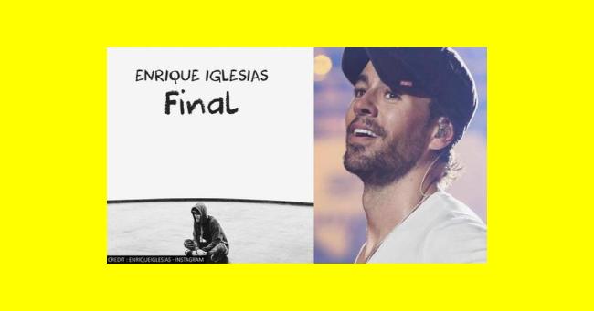 "Enrique Iglesias ""Final"": Το επικείμενο άλμπουμ του, είναι μάλλον και το τελευταίο του…"