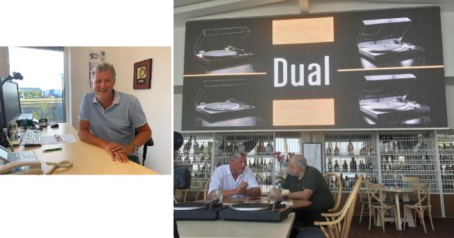 Ο Dr. Josef Zellner CEO της εταιρείας DUAL δίνει μια αποκλειστική συνέντευξη στον  Δημήτρη Σταματάκο για το περιοδικό Yellowbox.