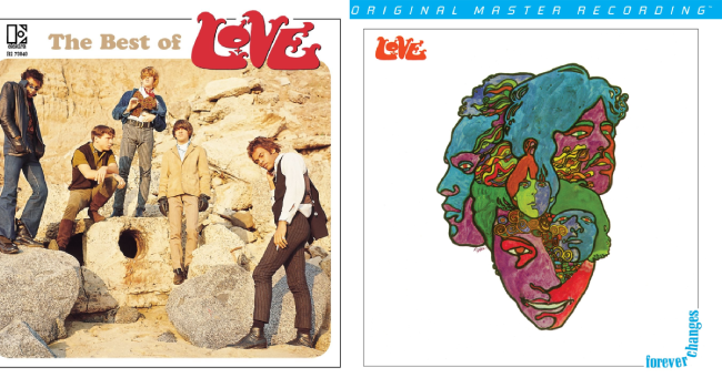 Love – Forever Changes (1967).
