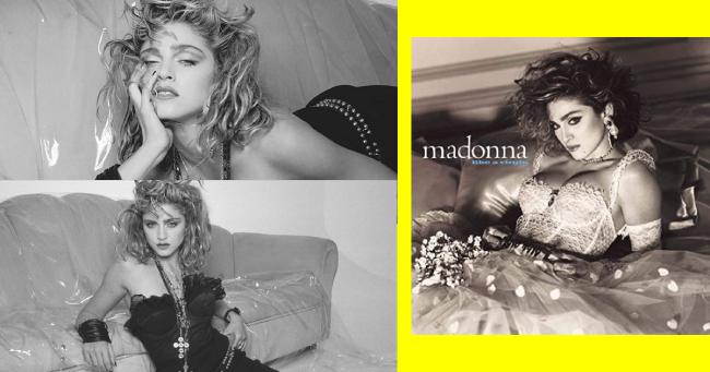 """Σαν σήμερα… 21 Σεπτεμβρίου 1985, η Μαντόνα φθάνει για πρώτη φορά στο νο1 του Βρετανικού πίνακα επιτυχιών με το άλμπουμ της """"Like a Virgin"""""""
